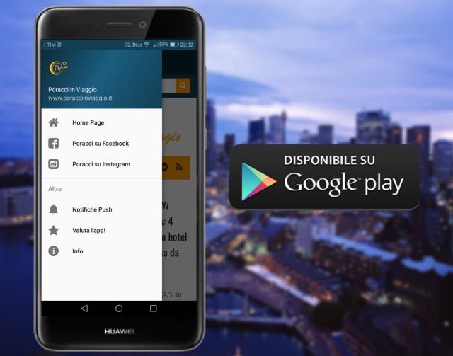 Poracci In Viaggio - App Ufficiale - Nuovo aggiornamento