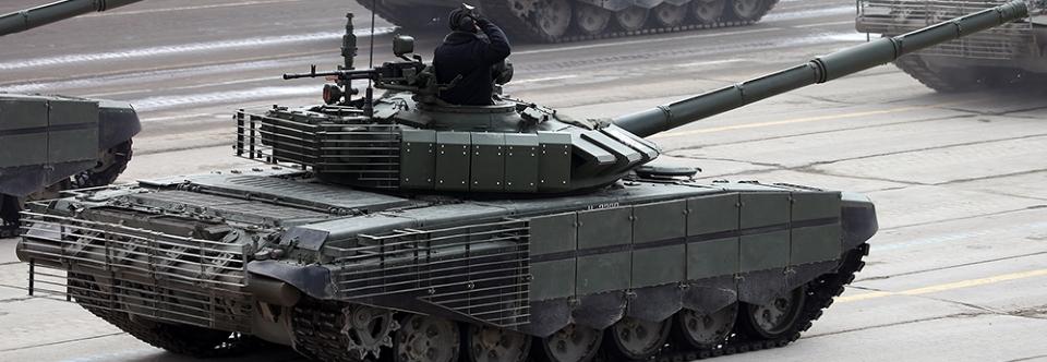 Усі російські танки Т-72 модернізують до версії Т-72Б3М