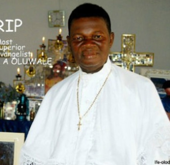 Evangelist Rufus Oluwale