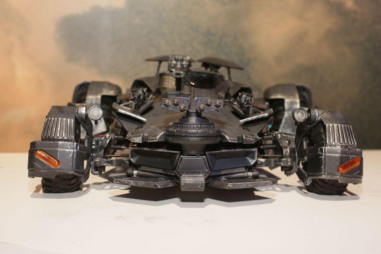 kendaraan Batman