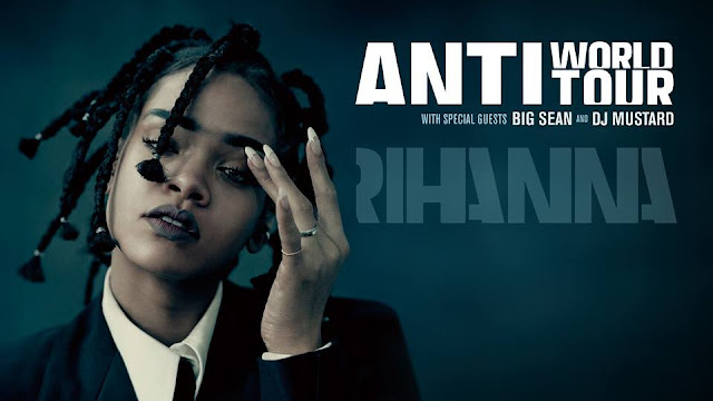 RIHANNA: ANTI WORLD TOUR - Live Streaming on Facebook