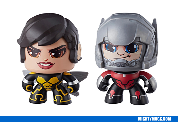 Marvel Mighty Muggs Wave 4 2018