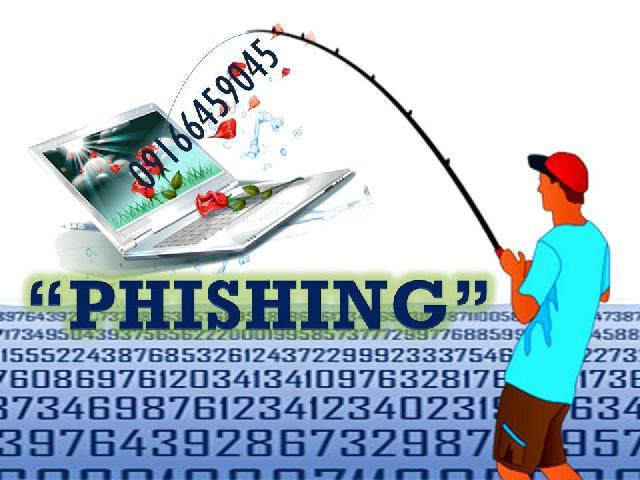 Web Phising Membahayakan Akun Kita