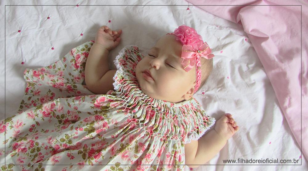 Lookinho do Dia - Baby Verônica - Casinha de Abelha