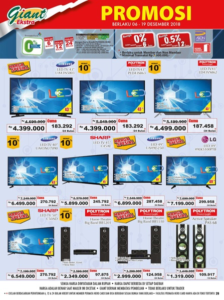 promo elektronik giant 1