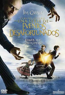 Lemony Snicket: Una Serie de Eventos Desafortunados en Español Latino