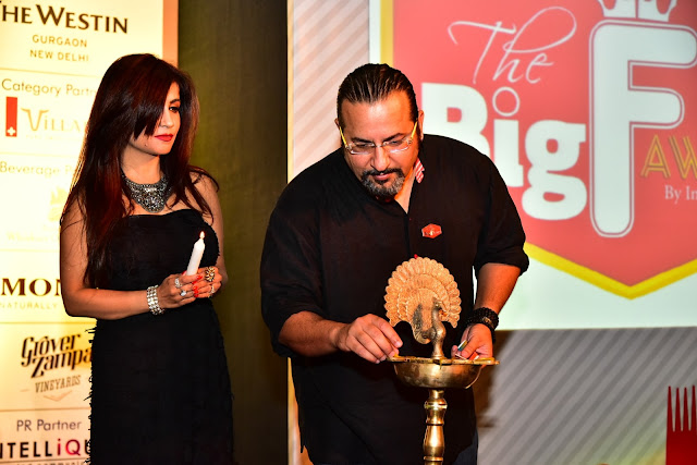 The Big F Awards 2016, announced the winners for this year.  The glittering evening witnessed many a well known name not just from the F&B industry, but from the entertainment industry as well.