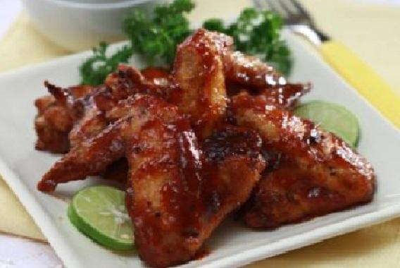ings Black Pepper atau Resep sayap ayam lada hitam lezat - resep ayam