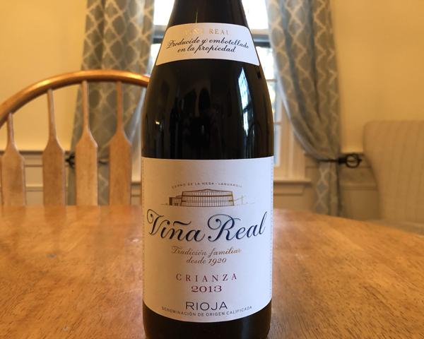 CVNE Viña Real Rioja Crianza 2013