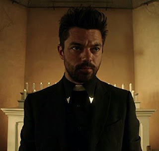 Dominic Cooper in Preacher, a TV review