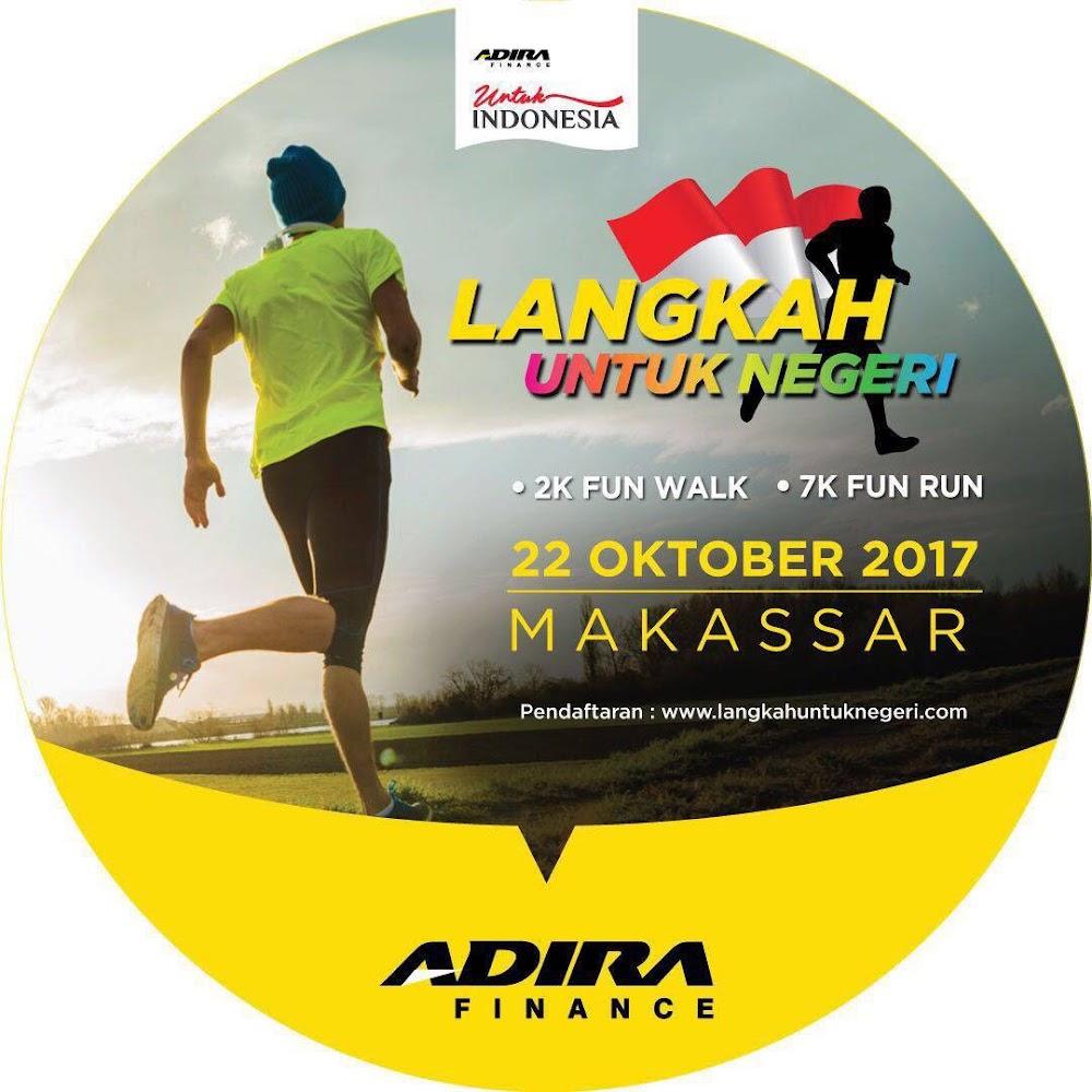 Adira Finance Langkah Untuk Negeri - Makassar • 2017