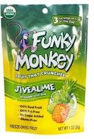 Funky Monkey Jivealime