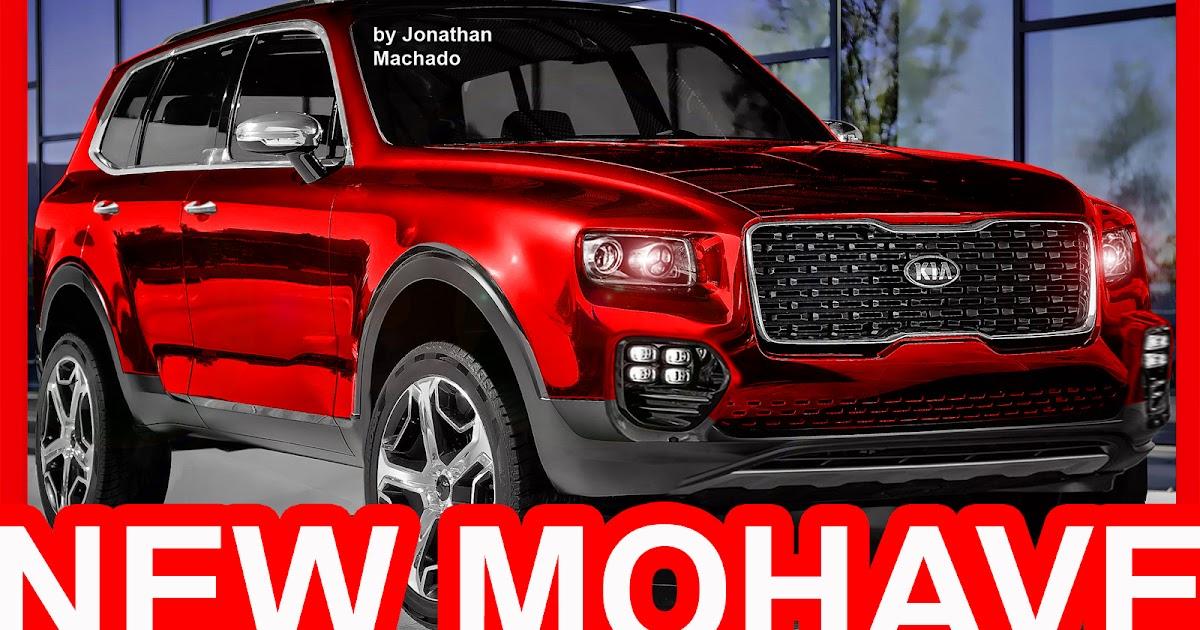 Kia Mohave Borrego Mpv Kia Motors Worldwide Autos Post