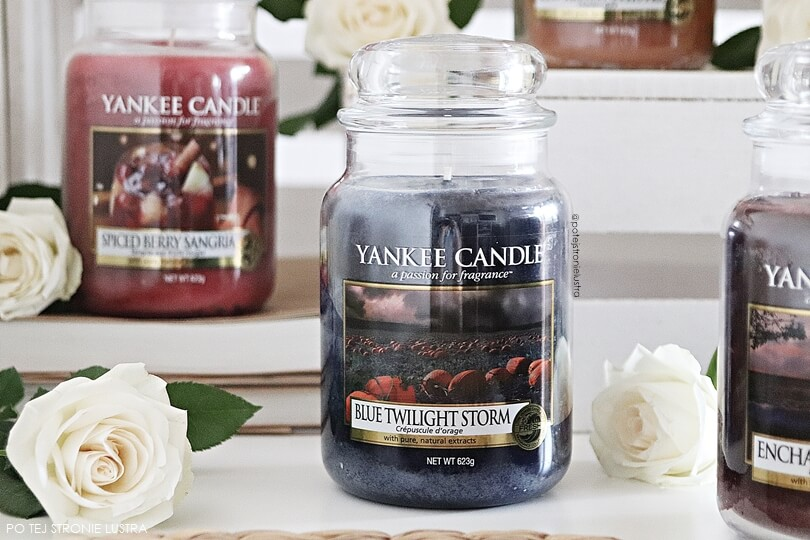 blue twilight storm yankee candle