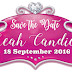 Save the Date - Royal Princess Baptism Theme