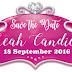 Save the Date - Royal Princess Baptism Theme