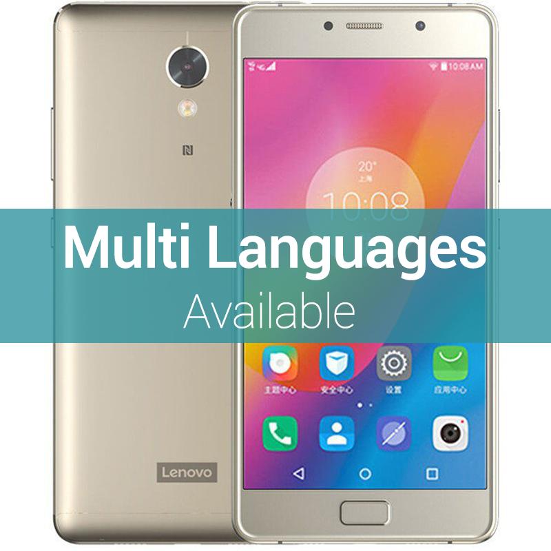 Lenovo Vibe P2 Support Multi Language Now