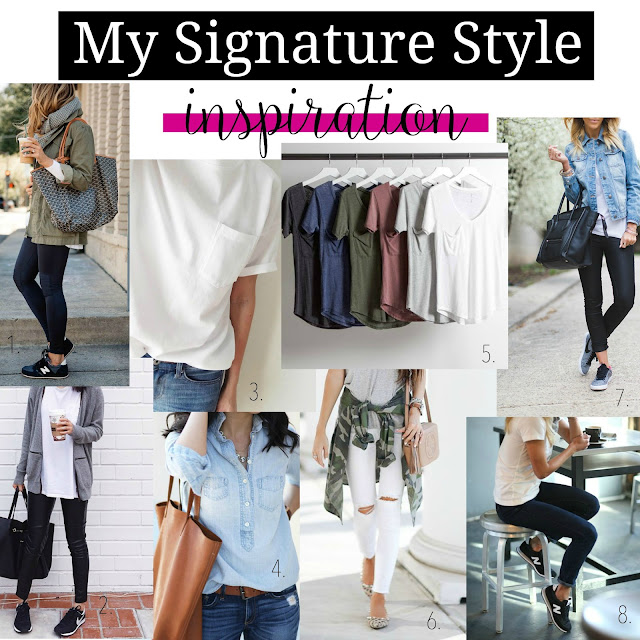 personal signature style