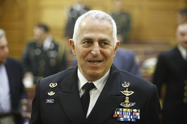 Aρχηγός ΓΕΕΘΑ: Αντιμετωπίζουμε την τουρκική προκλητικότητα με αποφασιστικότητα και ψυχραιμία