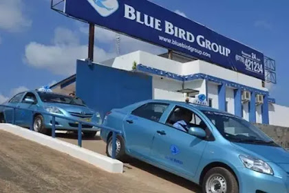 Lowongan Kerja BLUE BIRD