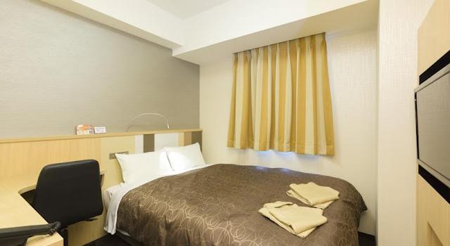 名古屋錦桑科酒店 Sanco Inn Nagoya Nishiki - 客房