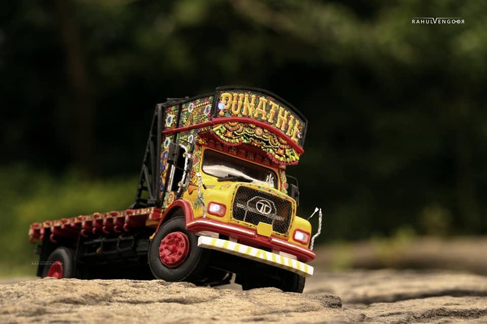 Pandi Lorry Miniature craft