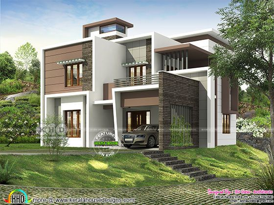 2054 square feet 4 bedroom attached contemporary home