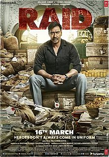 Raid Hindi Movie