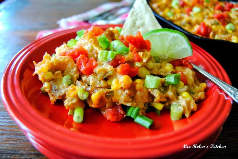 Chicken Tortilla Skillet at Miz Helen's Country Cottage