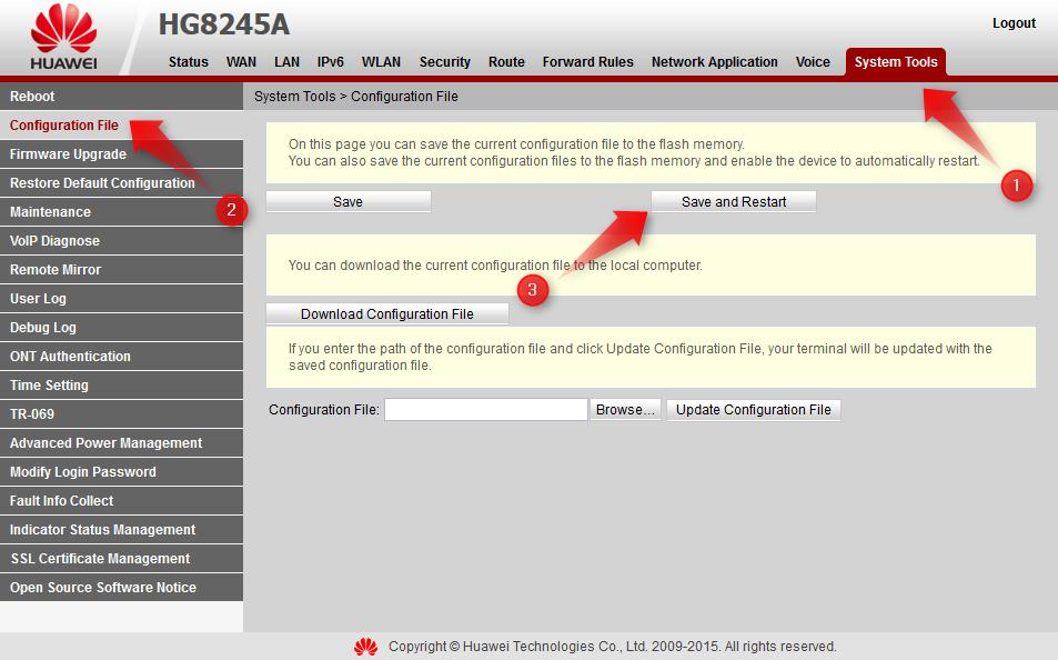 Cara Setting Manual Modem Huawei HG8245A Fiber Optic Dengan Mudah