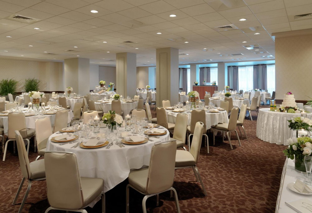 Courtyard Marriott Columbia SC Wedding Venue