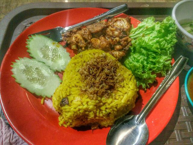Nasi Komok Thailand Di Bangi Square