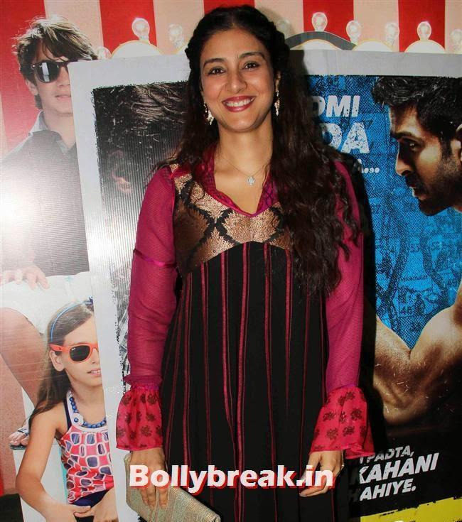 Tabu, Shilpa Shetty, Bipasha Basu at Dishkiyaoon Premiere