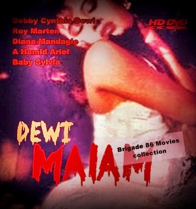 Brigade 86 Movies center - Dewi Malam (1978)