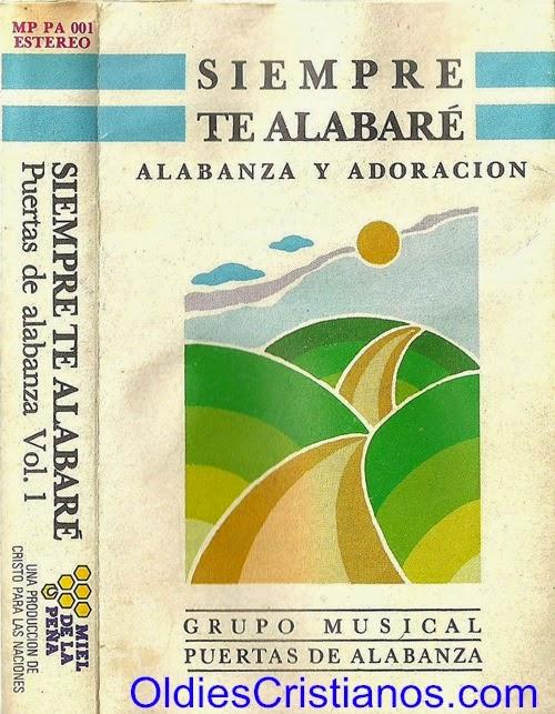 Puertas De Alabanza-Vol 1-Siempre Te Alabaré-