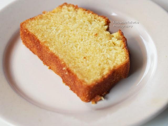 Butter Cake  RM 3/slice