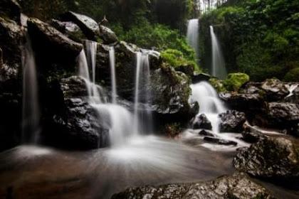 Wisata Tersembunyi Air Terjun Grenjengan di Pacet Mojokerto