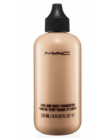 base mac face and body liquid