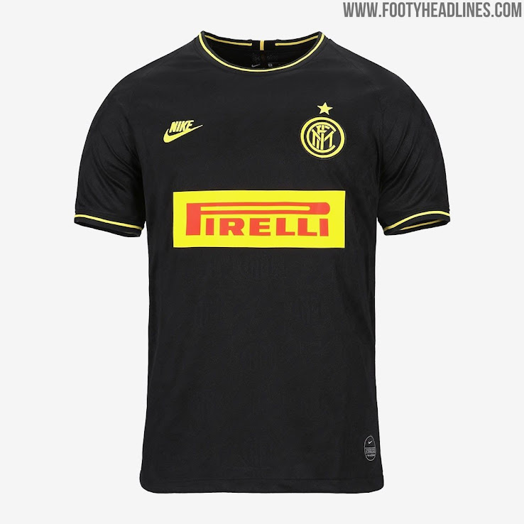 new products de235 fc955 Nike Inter 19-20 Third Kit Released - Footy Headlines
