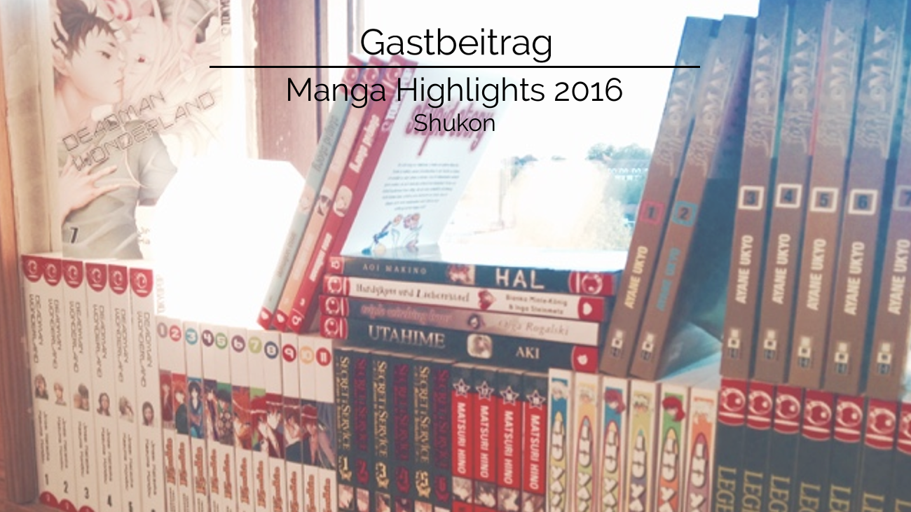 Manga Highlights 2016
