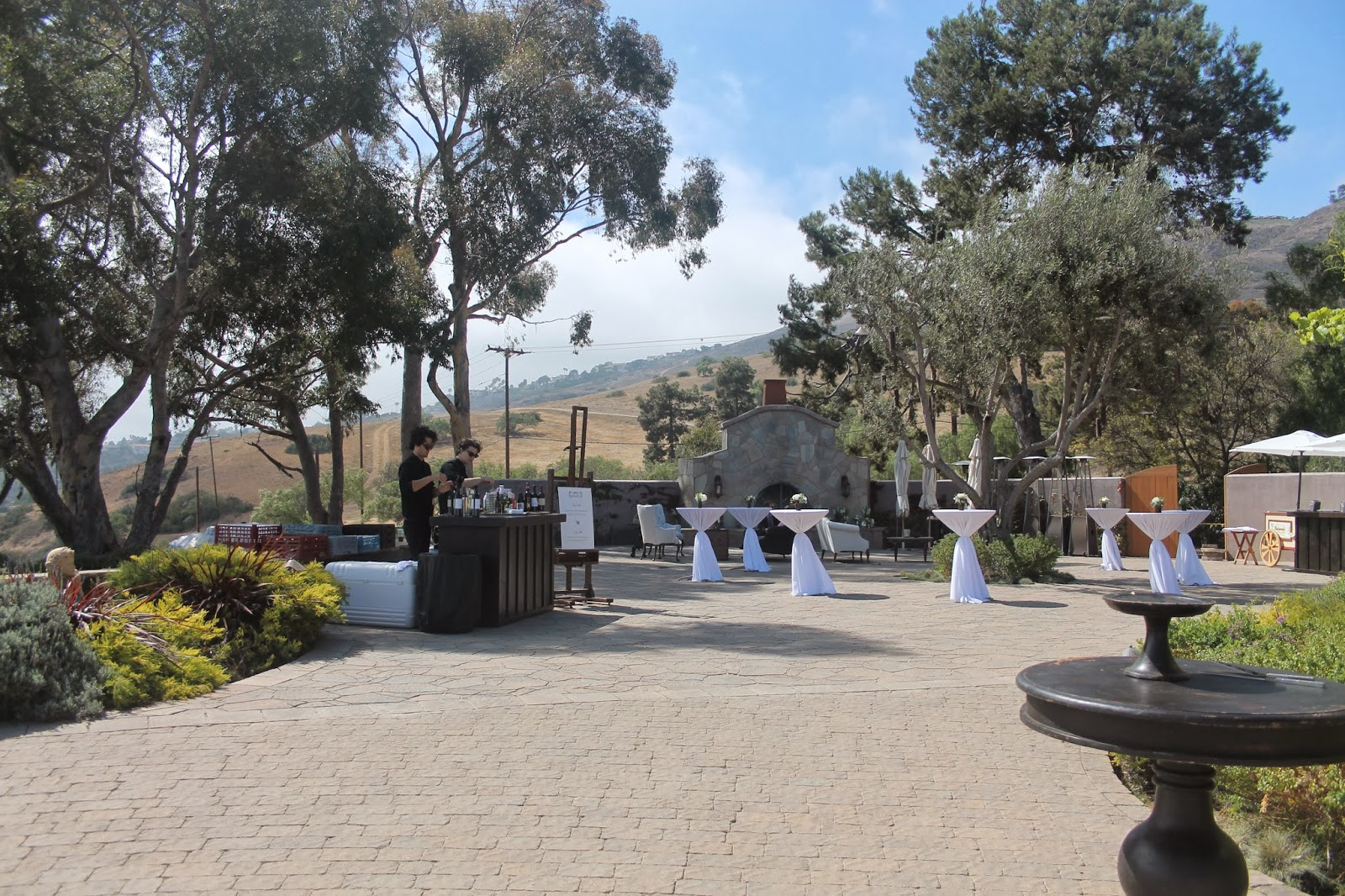Orange County Party Rentals Catalina View Gardens