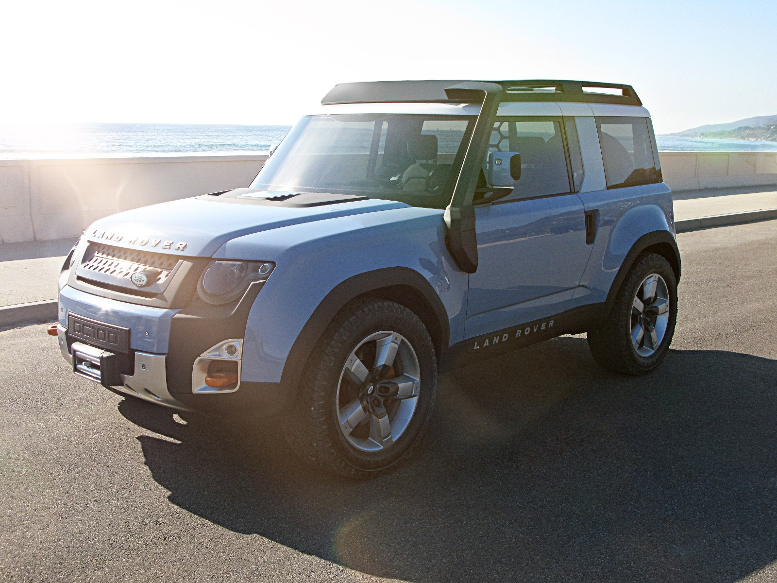Land Rover Scared Of Chinese Clones Will Skip Defender