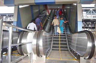 Jhabua News- Escalator-Ratam Railway Station Junction सांसद गुमानसिंह डामोर के प्रयासों से रतलाम रेल्वे स्टेशन पर लगेगी 3 और लिफ्ट एस्केलेटर