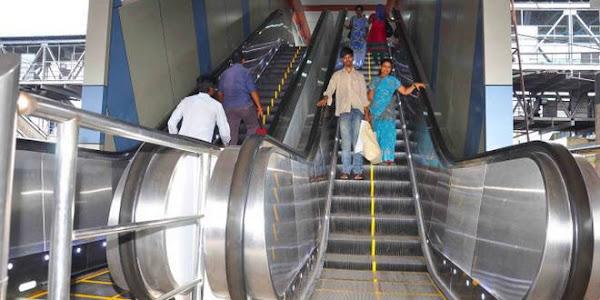 सांसद गुमानसिंह डामोर के प्रयासों से रतलाम रेल्वे स्टेशन पर लगेगी 3 और लिफ्ट एस्केलेटर