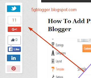 how to add sharing widget