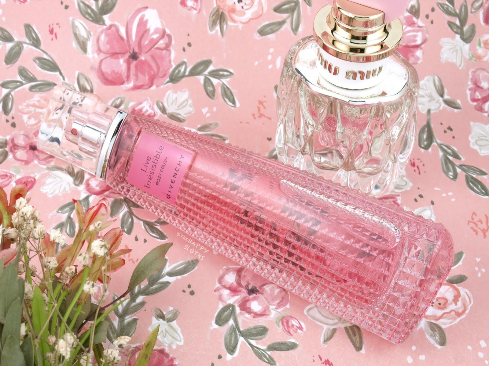 Givenchy | Live Irrésistible Rosy Crush Eau de Parfum: Review