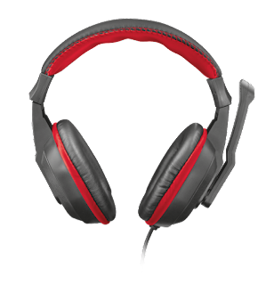 trust gaming headset ziva