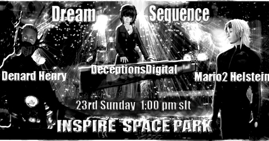 Music Sunday - October 23: Dream Sequence