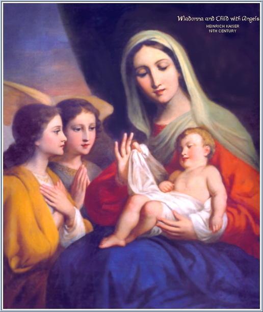 Maria Madre de Dios