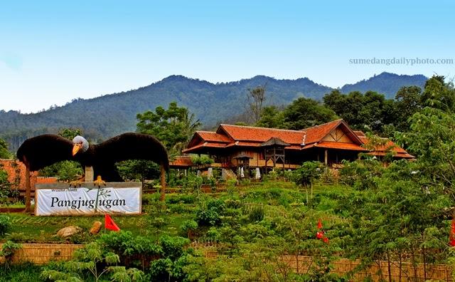 Keindahan Desa Wisata Alam Pangjugjugan Cilembu Sumedang